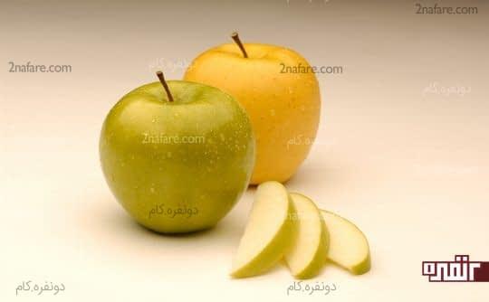 سیب مفید برای هضم غذا