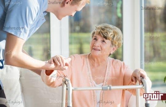 نکته های ضروری در سالمندی