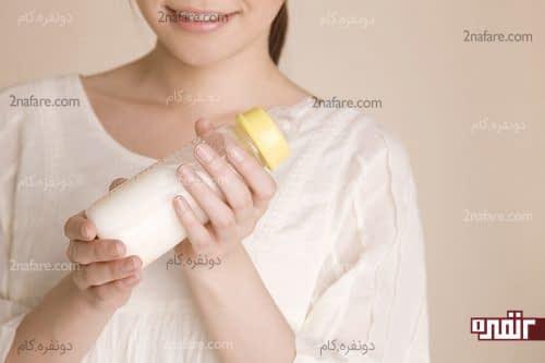 شیشه شیر نوزادان