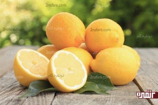 لیمو تورم ناشی از گزیدگی رو درمان میکنه