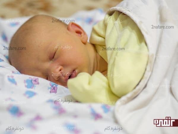 احتمال تولد نوزاد مشکل دار در مادران دیابتی وجود داره