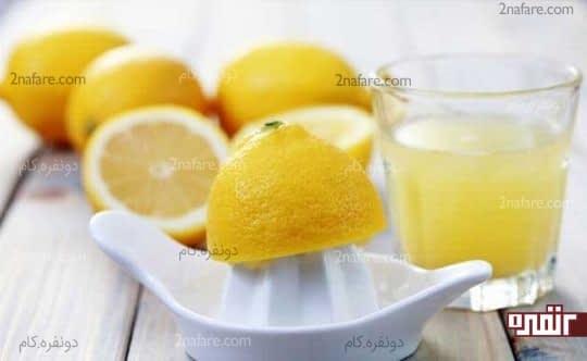 لیمو حالت تهوع سوء هاضمه رو کاهش میده