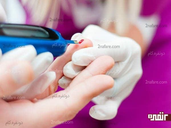 معمولا نیازی به استفاده از انسولین در مورد دیابت بارداری نیست