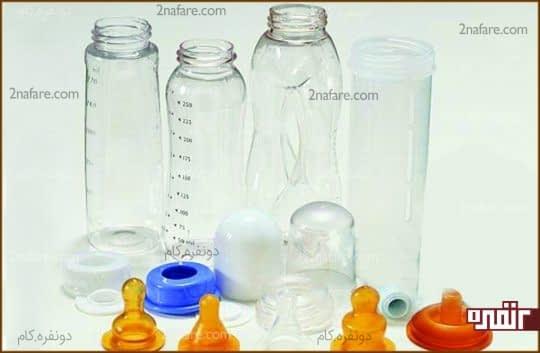 بطری های پلاستیکی عاری از BPA