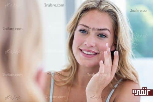 درمان خشکی پوست در طب سنتی