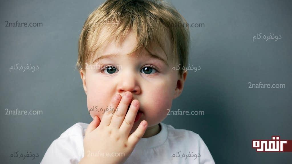 چند درمان خانگی سوختگی در کودکان