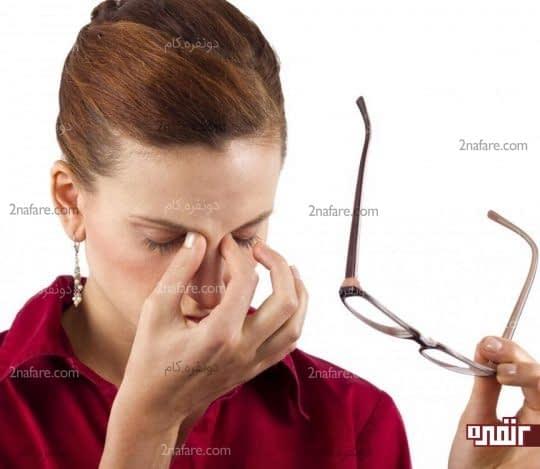 درمان های خانگی موثر برای چشم درد