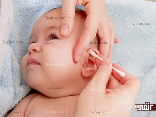 شش ماه شیردهی کودکان رو از عفونت های گوش و مادران رو از سرطان سینه دور میکنه