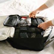 وسایل اضافی رو از چمدون تون بردارید