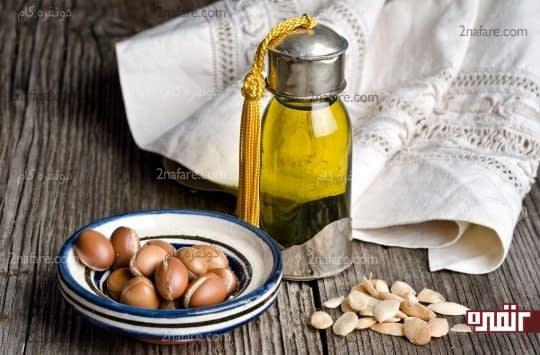 استفاده از روغن آرگان برای کاهش کک و مک