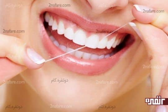 رعایت بهداشت دهان