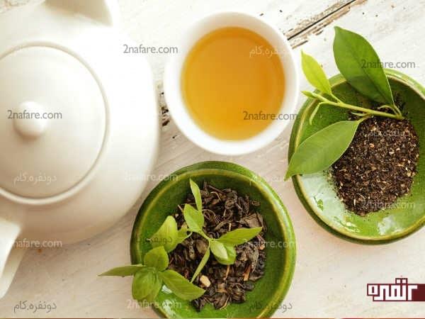چای سبز میتونه جایگزین مناسبی برای قهوه و دیگر نوشیدنی ها باشه