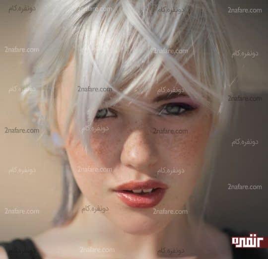 سفید شدن موها ربطی به استرس نداره
