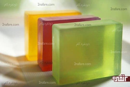 استفاده از گلیسرین در صابون