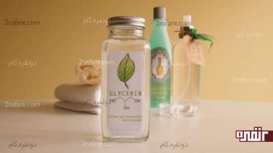 استفاده از گلیسیرین برای رشد سلول ها