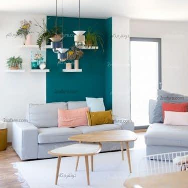 ترفندهای دکوراسیون در خانه های آرامبخش