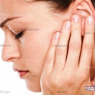 درمان طبیعی برای جوش پشت گوش