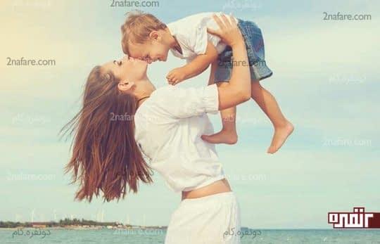 عشق به فرزند