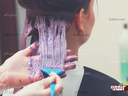 رنگ هایی که دوست داریم و برای موهامون انتخاب کنیم