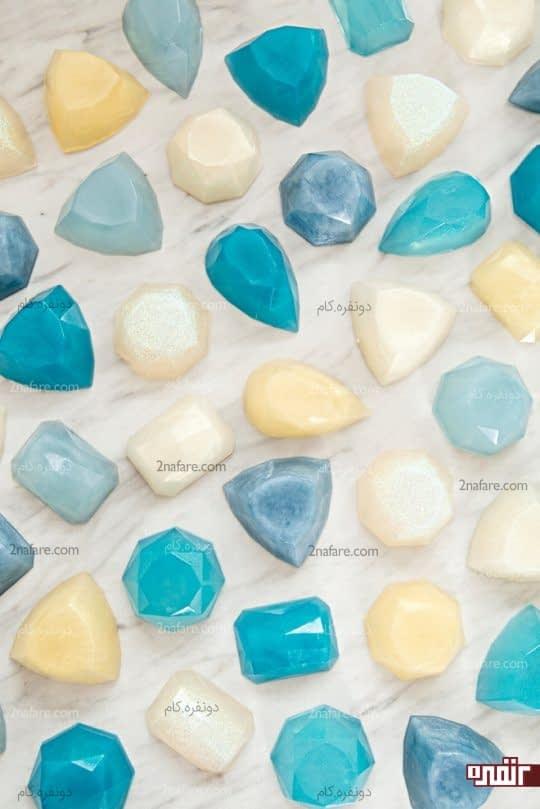 صابون های الماسی