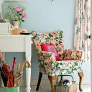طرحهای گل گلی و شاد مناسب دکور بهاری
