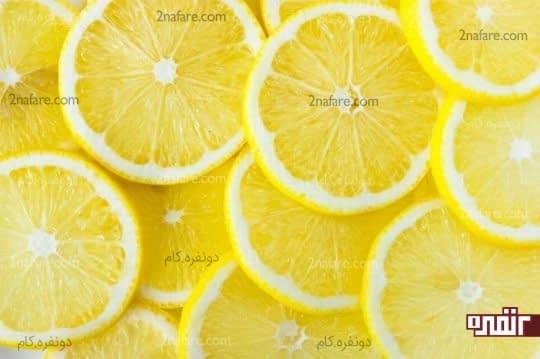 لیمو برای فولیک مو