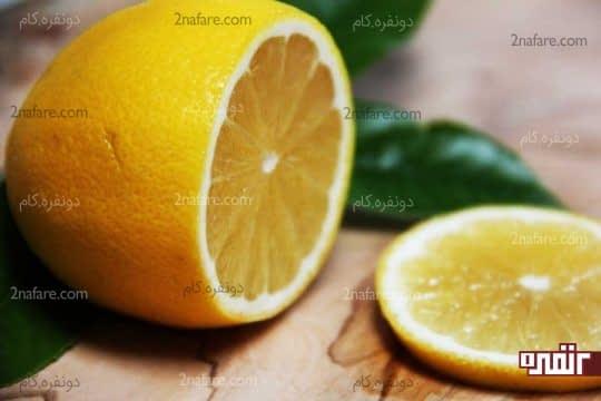 لیمو برای جلوگیری از تجمع چربی