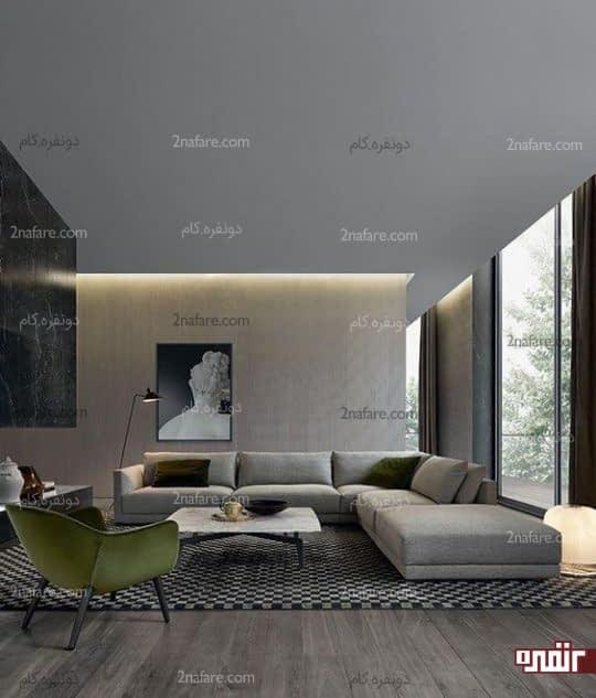 مدلهای جذاب و شیک کاناپه برای خانه های مدرن
