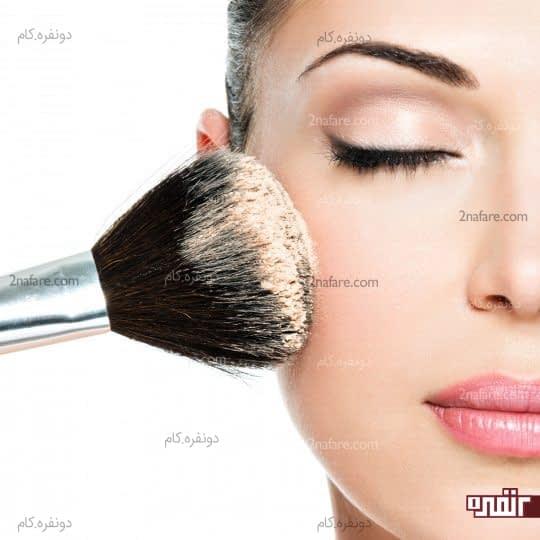 میک آپ و آرایش مناسب خودمون رو یاد بگیریم