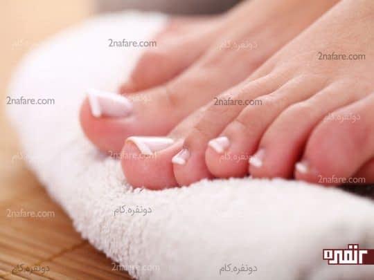 ناخن پای خودتون رو کوتاه کنین