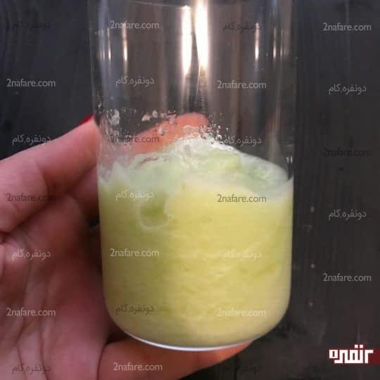 پر کردن نصف لیوان