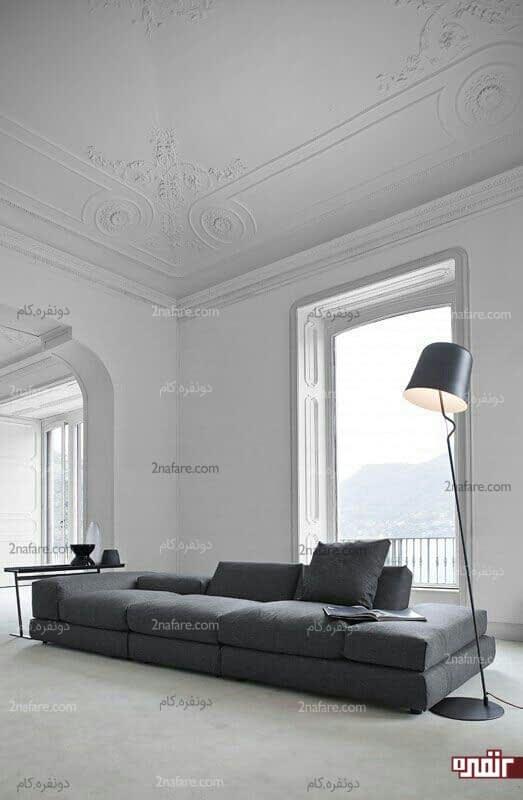 کاناپه های کشیده