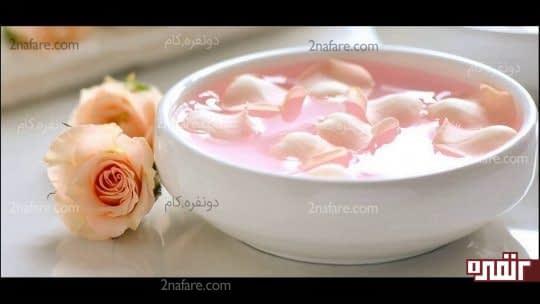 گلاب قدیمی ترین درمان برای پوست