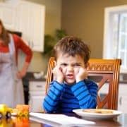 نافرمانی عمدی در کودکان