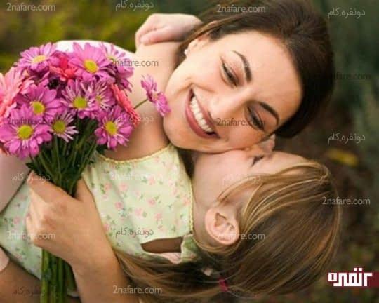 مادران شاد