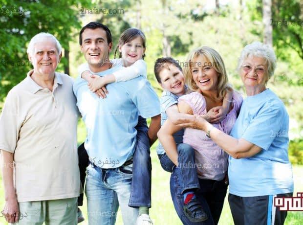 بهبود رابطه والدین و فرزندان