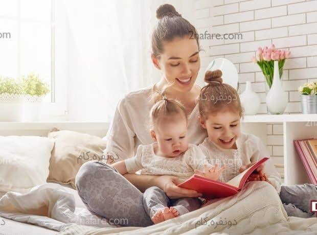 حسادت فرزند اول به فرزند دوم