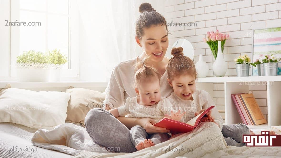 چگونه با حسادت فرزند اول نسبت به فرزند دوم برخورد کنیم؟