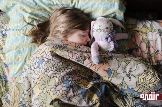 خواب کافی مفید برای کاهش استرس