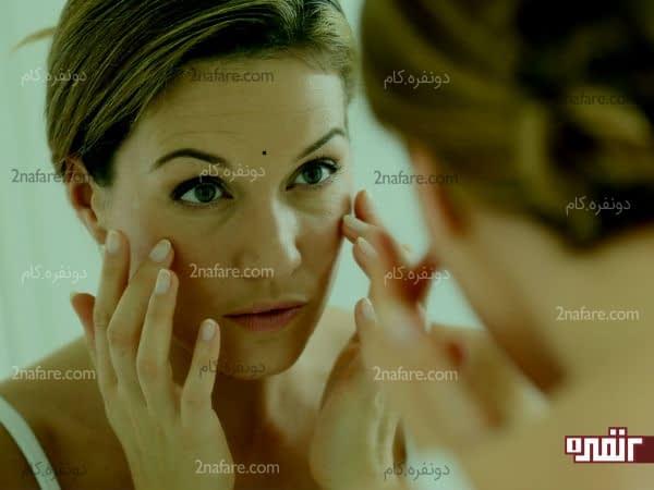 چند ماسک صورت طبیعی برای جلوگیری از چروک شدن پوست صورت