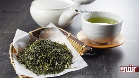 استفاده از آلوورا و چای سبز برای جلوگیری از جوش زدن