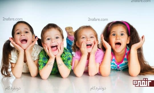 پیشرفتهای عاطفی در کودکان