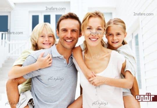 رابطه والدین و فرزندان