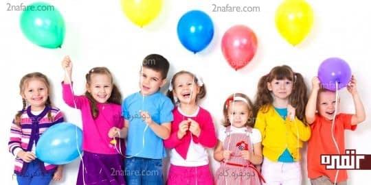 توانمندی کودک در سنین 4 تا 5 سالگی