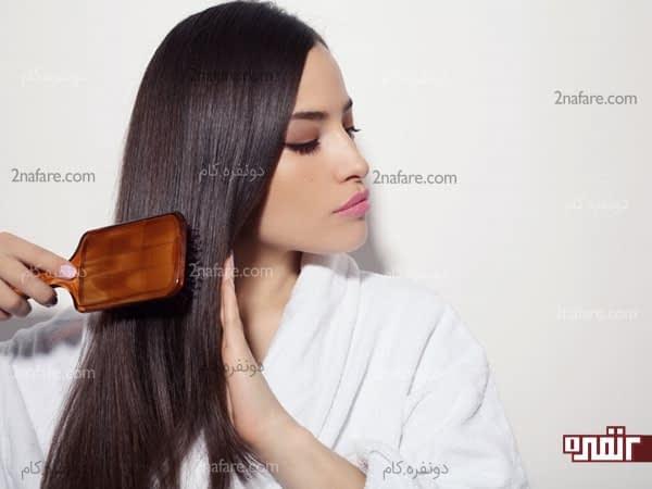روش هایی برای درمان مو و پوست سر چرب