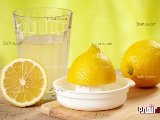 استفاده از آب لیمو برای سفید کردن فوری دندان ها