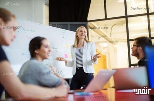 اطمینان دادن به کارکنان و مشتریان خود که کسب و کارتان پایدار است