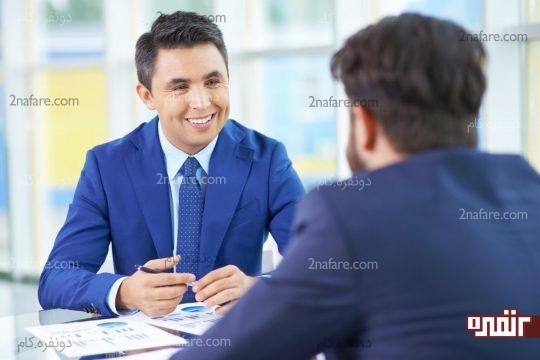 با الگوی موفقیت خود مرتبا صحبت کنیدبا الگوی موفقیت خود مرتبا صحبت کنید