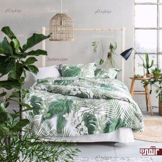 ترفندهایی برای داشتن اتاق خواب تابستانه