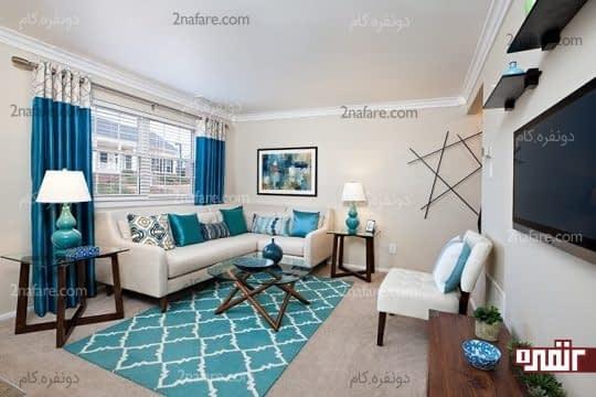 تزیین خانه و آپارتمان اجاره ای با کمترین هزینه